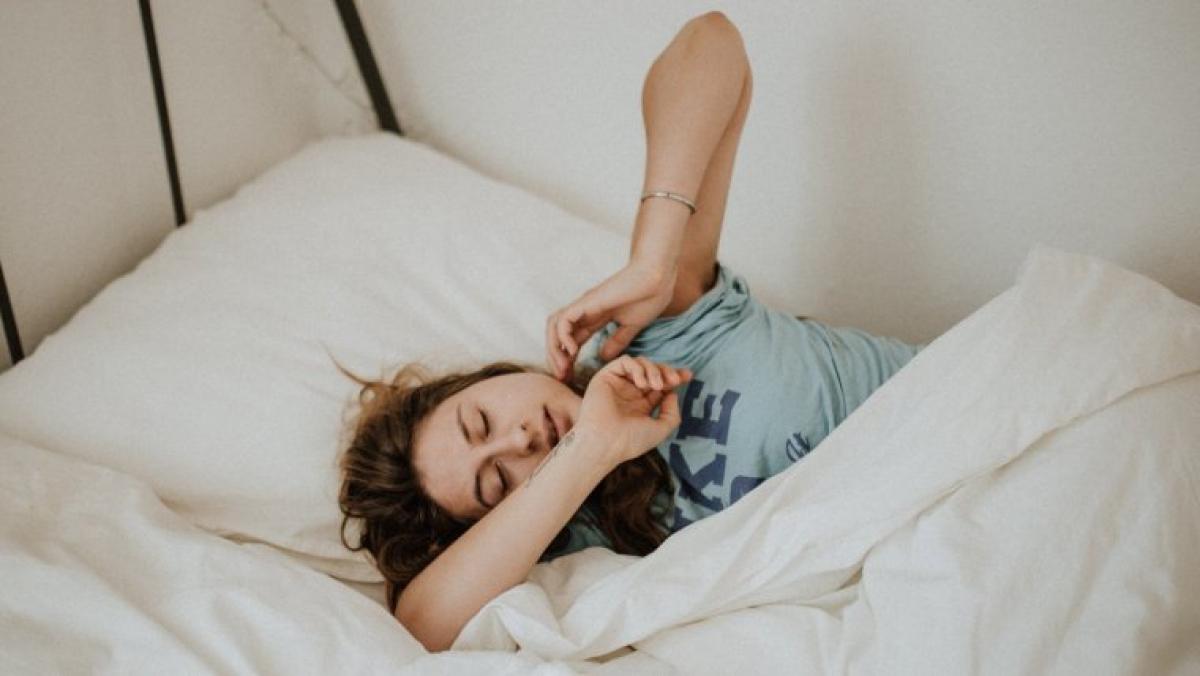 Mejora la calidad del sueño